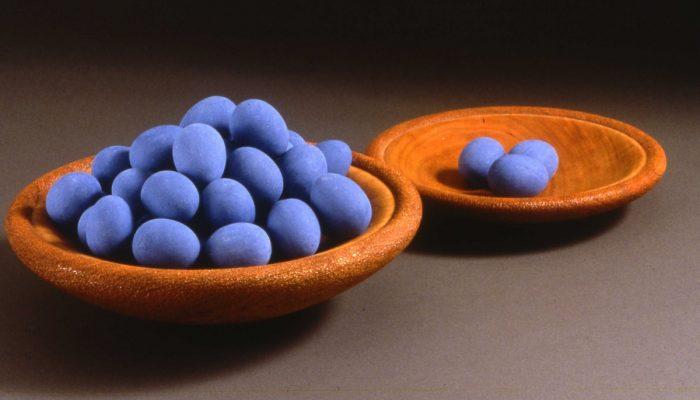 Blue Abundance by Betty Scarpino