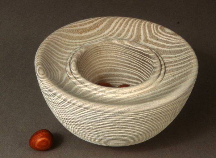 Egg Bowl Osage by Betty Scarpino