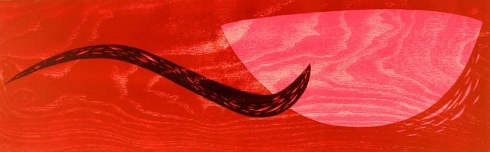 Floating Vessel by Betty Scarpino